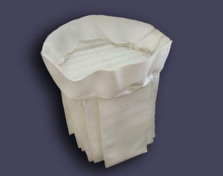 Multi-pocket bag filters