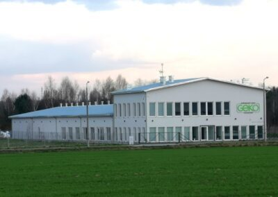 HEADQUARTERS AND PRODUCTION PLANT